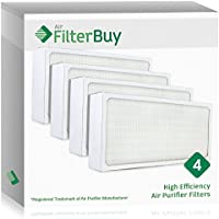 4 - FilterBuy Blueair 400 Series Filter Replacements. Designed by FilterBuy to fit Blueair 400 Series Air Purifiers.
