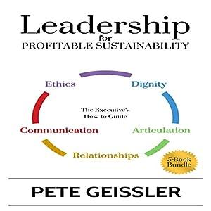 Leadership for Profitable Sustainability Audiobook