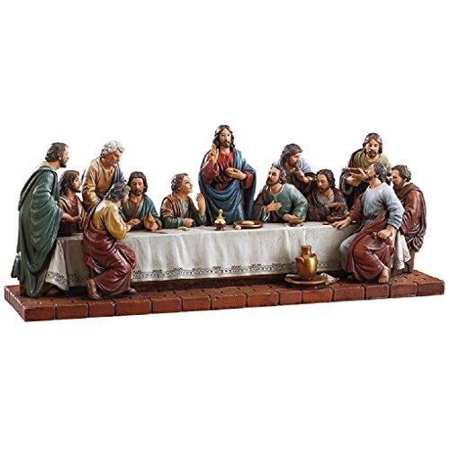 - CB Avalon Gallery 16-Inch Last Supper Figurine Statue