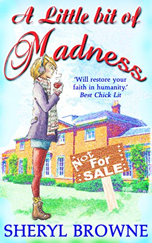 book cover of A Little Bit of Madness
