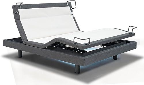 DynastyMattress 14.5-Inch CoolBreeze Gel Memory Foam Bed