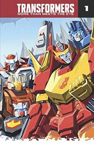 (Transformers: More Than Meets The Eye Box Set)