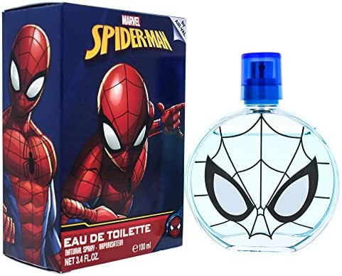 Ultimate Spider Man by Marvel for Kids - 3.4 oz EDT Spray