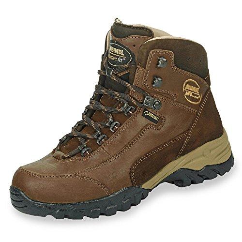 boots Walking Dark Brown Ladies MEINDL qgHxTT