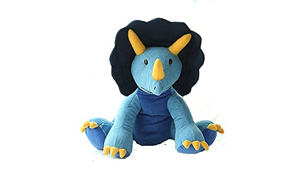 Amazon.com: Cute Triceratops Dinosaur Plush Doll Girl Toys Stuffed Animals Baby Soft Toy: Toys & Games