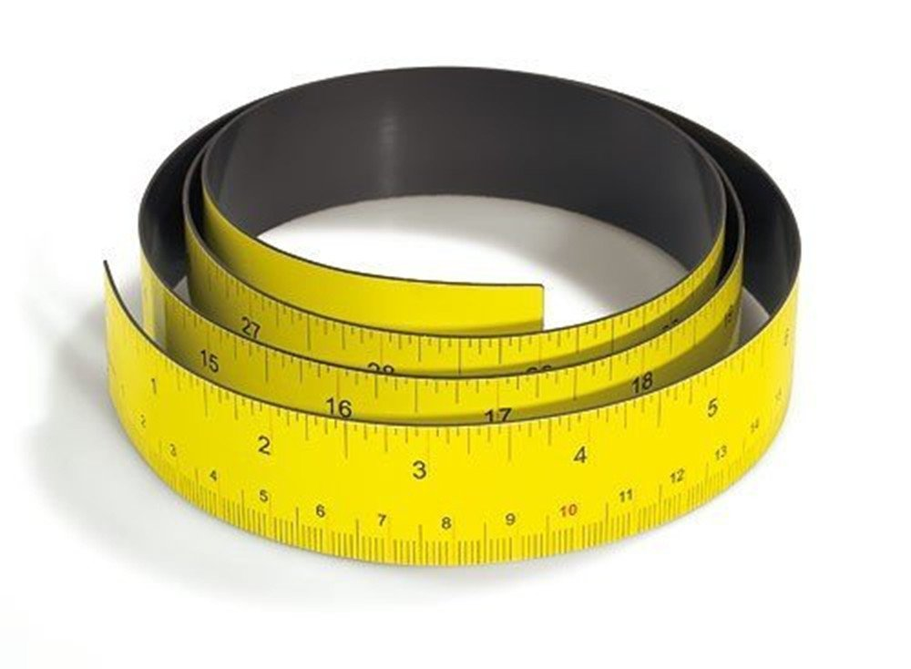 Magnet Measuring Tape Magnetic Ruler 36 MR