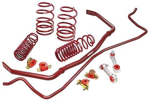Eibach 4.10085.880 Sport-Plus Suspension Kit - Volkswagen Gti Eibach Springs