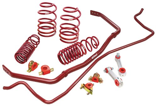Eibach 4.10085.880 Sport-Plus Suspension Kit (Eibach Volkswagen Springs Gti)