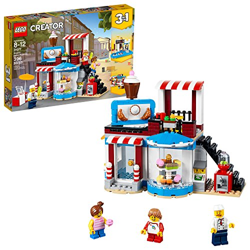 - LEGO Creator 3in1 Modular Sweet Surprises 31077 Building Kit (396 Piece)
