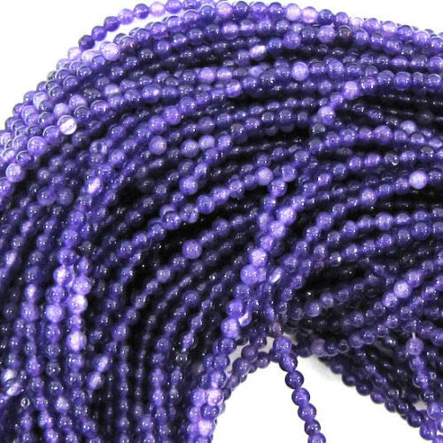 (ShopForAllYou Design Making 2mm Jade Round Beads 15