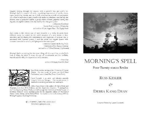 Morning's Spell: Four Twenty-stanza Renku