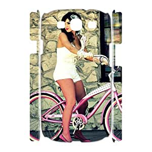 Unique Designs AXL389284 New Cover Case For Samsung Galaxy S3 I9300 3D Phone Case w/ Katy Perry