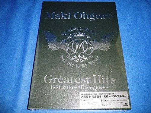 大黒摩季 Greatest Hits 1991-2016 All Singles+(BIG BLACK盤) B06XBWW4FB