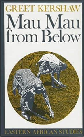 Book Mau Mau from Below (0) (Eastern African Studies)