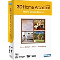 3D Home Architect® Home Design Deluxe V9