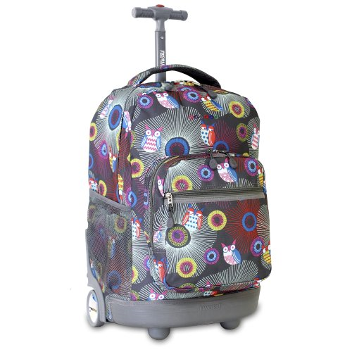 Rolling Backpacks for Girls | WebNuggetz.com