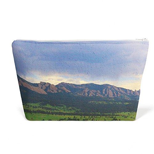 (Westlake Art - Mountain Landscape - Pen Pencil Marker Accessory Case - Picture Photography Office School Pouch Holder Storage Organizer - 125x85 inch (534B0))
