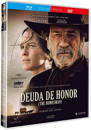 Deuda de honor (Homesman)