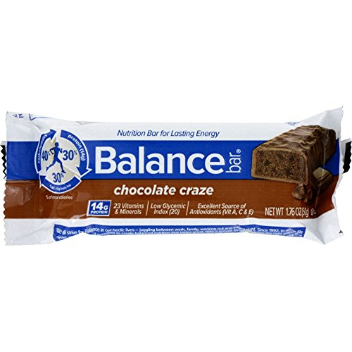 Balance Bar - Chocolate Craze - 1.76 oz - Case of (1.76 Ounce Balance)