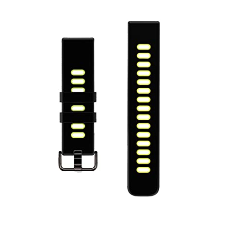 Bracelet de Rechange pour Montre Connectée Willful SW018 (Vert): Amazon.fr: Jardin