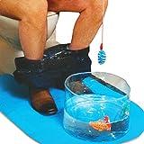 WC toilet Fishing Game
