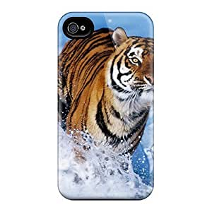AbbyRoseBabiak Iphone 6 Well-designed Hard Cases Covers Bengal Tiger Protector
