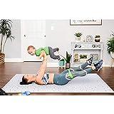 FORSTART Baby Play Mat, Non-Toxic Foam Play Mat for
