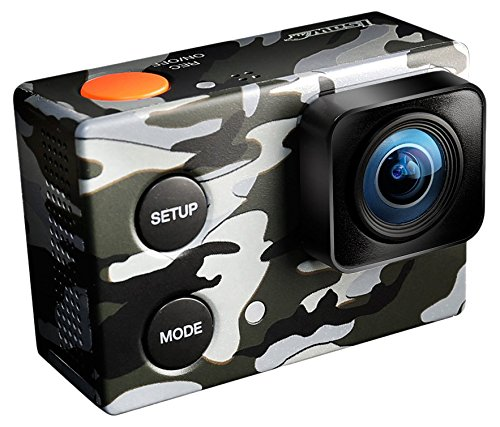 ISAW action camouflage waterproof housing product image