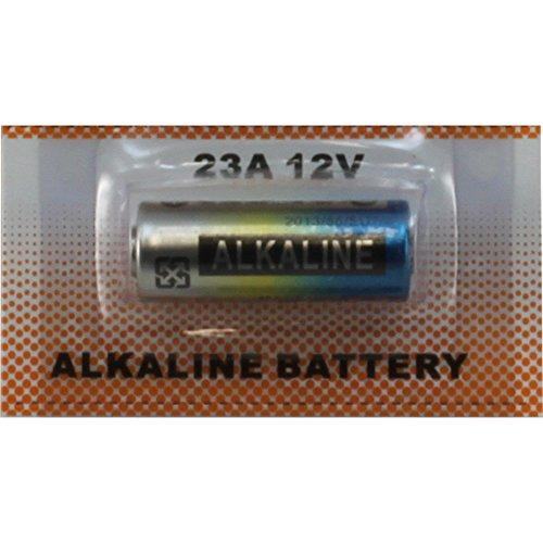 Powertron 23a 12v alkaline battery 5 pack shop hot for 12 volt battery for garage door keypad