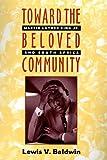 Toward the Beloved Community, Lewis V. Baldwin, 0829811028