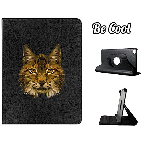 BeCool - 360 Degree Rotating Tablet Case Flip Folio Stand to