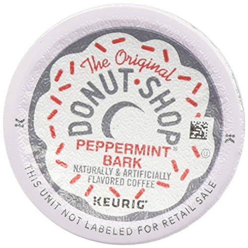 The Original Donut Shop Peppermint Bark, 0.53 Pound