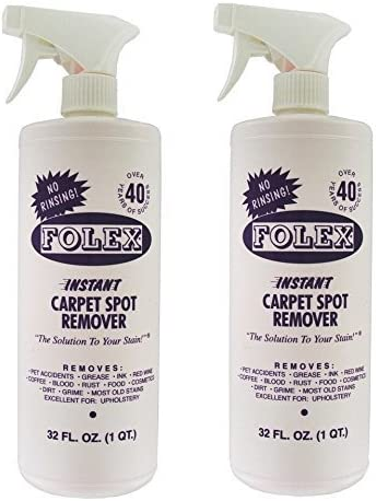 best carpet spot remover