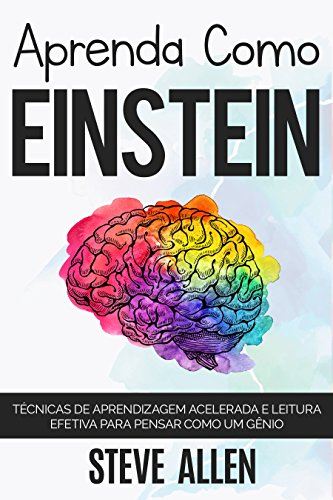 Livro Aprenda Como Einstein - Steve Allen