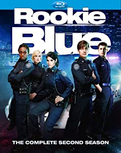 Cover Image for 'Rookie Blue - The Complete Second Season'