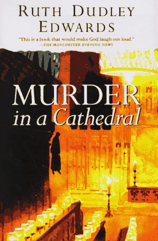 book cover of Murder in a Cathedral