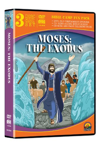 Moses: The Exodus by 1-2-3-4 GO