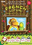 FRENCH IS FUN WITH SERGE, THE CHEEKY MONKEY! (Salut Serge)