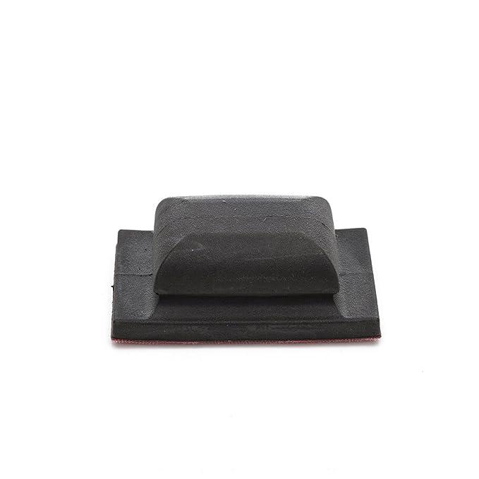 Hook and Loop Sanding Block Soft Density Sanding Hand Pad 120x70mm