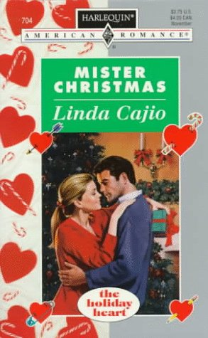 book cover of Mister Christmas
