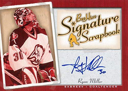 Ryan Miller Autographed 2006 Upper Deck Card ()