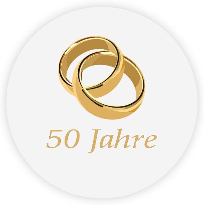 50 Jahre Goldene Hochzeit Spruche