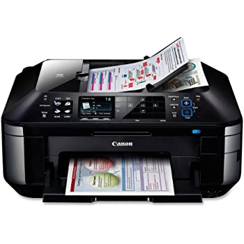 Canon Pixma MX882 Wireless Office All-in-One Inkjet Printer (4894B002)