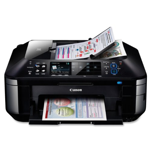 Canon Pixma MX882 Wireless Office All-in-One Inkjet Printer (Duplex Digital Panel 1 Jet)