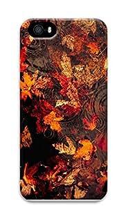 iPhone 5 5S Case Deciduous 3D Custom iPhone 5 5S Case Cover