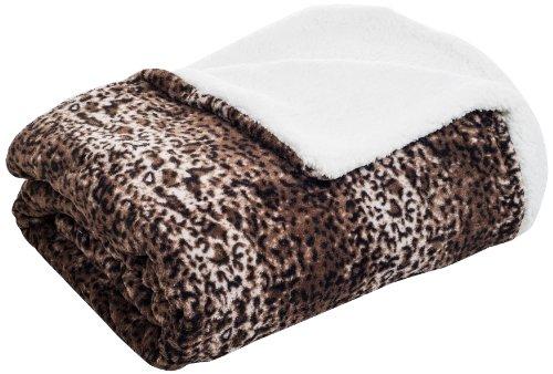 Lavish Home Fleece Blanket Backing