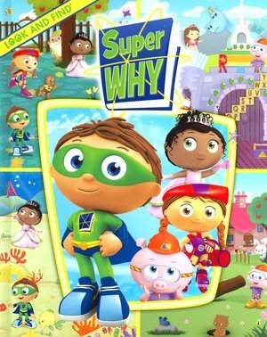 Super Why Look and Find (Look and Find)