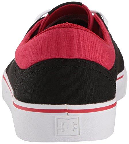 Shoes Homme Trase black Baskets Black Tx Red Dc Mode atl ASdfnwX