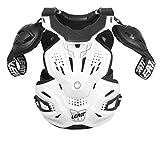 Leatt Fusion 3.0 Vest (White, Large/X-Large)