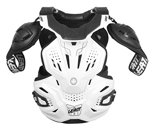 Leatt Fusion 3.0 Vest (White, Large/X-Large) ()